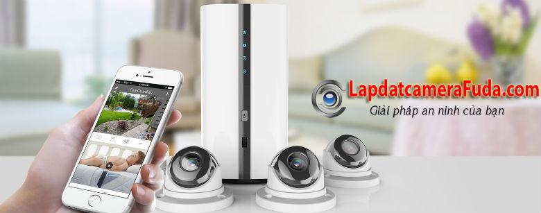 Dịch vụ lắp đặt camera quận 12 trọn gói giá rẻ, cam kết chất lượng