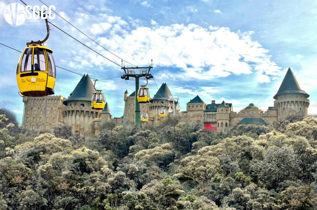 Chia sẻ kinh nghiệm du lịch Bà Nà Hills 2020