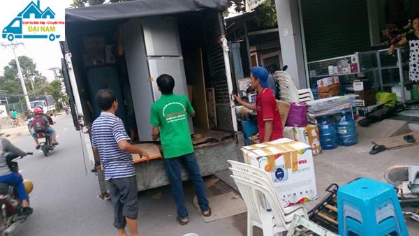 Dịch vụ chuyển nhà quận Bình Thạnh trọn gói giá rẻ uy tín