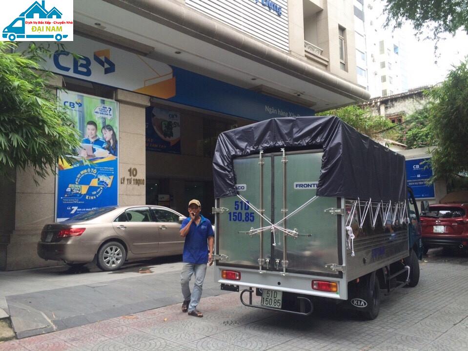 Dịch vụ chuyển nhà quận Phú Nhuận trọn gói giá rẻ uy tín