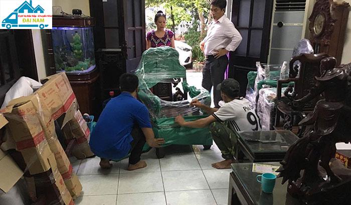 Dịch vụ chuyển nhà quận Tân Phú trọn gói giá rẻ uy tín
