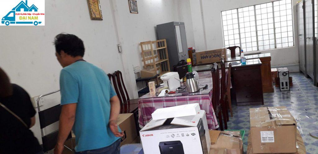 Dịch vụ chuyển nhà quận Thủ Đức trọn gói giá rẻ uy tín