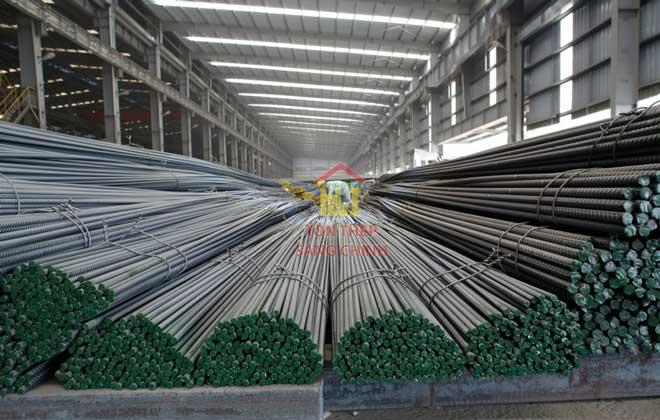 Giá sắt thép hôm nay , giá sắt thép xây dựng hôm nay